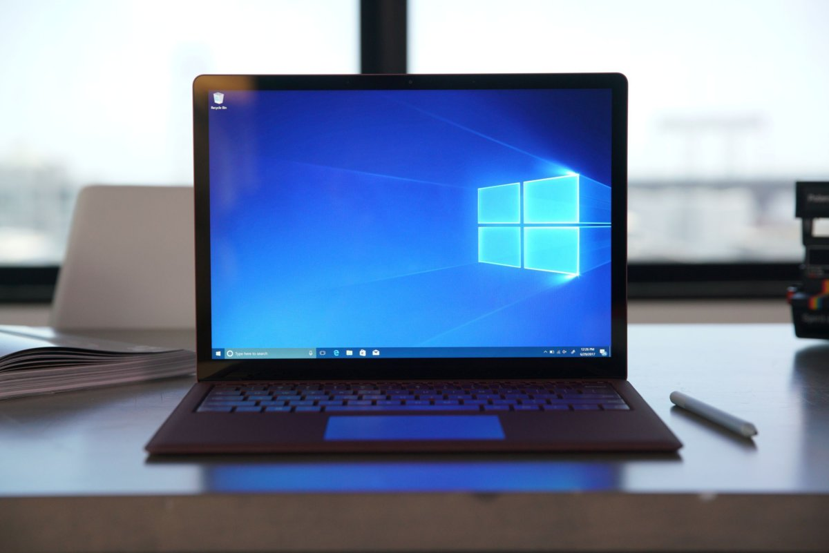 Windows 10 PC Protected for Defending Your Business